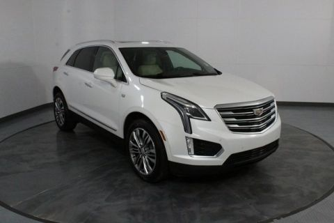 Certified Pre-Owned 2017 Cadillac XT5 Luxury FWD 4D Sport Utility
