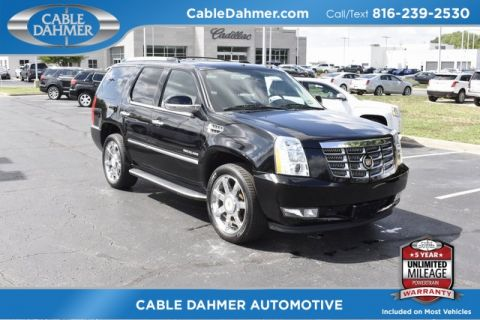 Certified Pre-Owned 2013 Cadillac Escalade Luxury