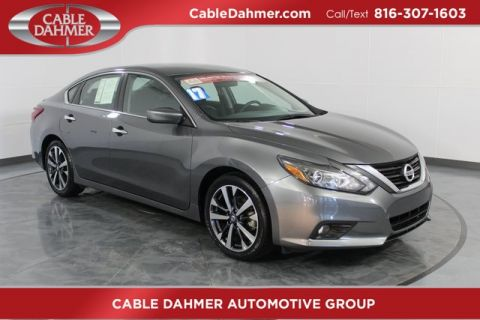 Certified Pre-Owned 2017 Nissan Altima 3.5 SL