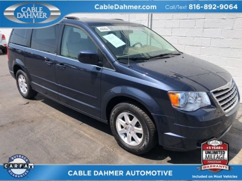 Certified Pre-Owned 2008 Chrysler Town & Country Touring