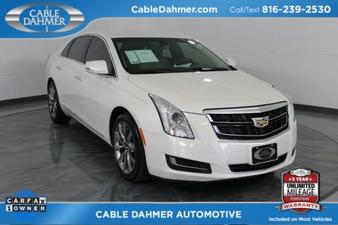 Pre-Owned 2016 Cadillac XTS Standard