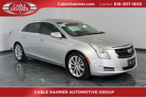 Certified Pre-Owned 2016 Cadillac XTS Luxury