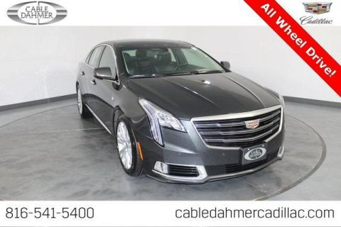 Certified Pre-Owned 2019 Cadillac XTS Luxury