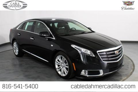 Certified Pre-Owned 2019 Cadillac XTS Luxury With Navigation & AWD