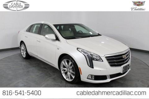 Certified Pre-Owned 2019 Cadillac XTS Premium