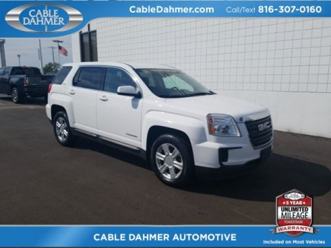 Pre-Owned 2016 GMC Terrain SLE-1 FWD 4D Sport Utility