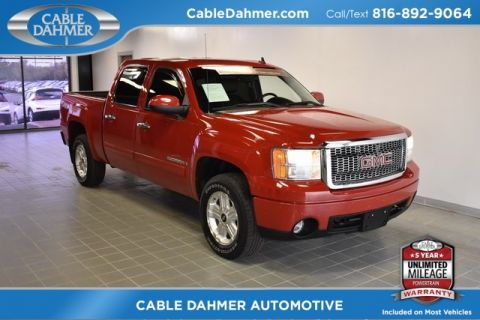 Certified Pre-Owned 2008 GMC Sierra 1500 SLT