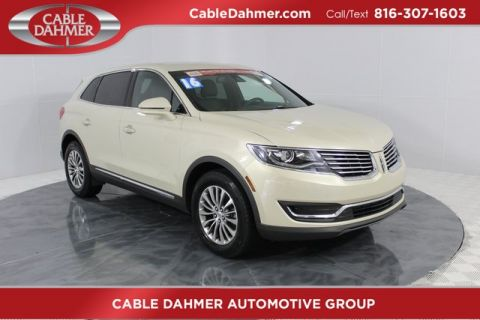 Certified Pre-Owned 2016 Lincoln MKX Select
