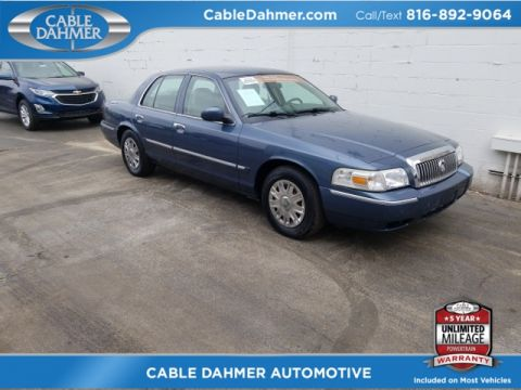 Pre Owned 2008 Mercury Grand Marquis Gs