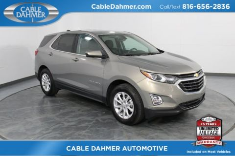 Pre-Owned 2018 Chevrolet Equinox LT FWD 4D Sport Utility