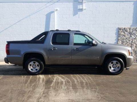 Pre-Owned 2012 Chevrolet Avalanche 1500 LS 4WD