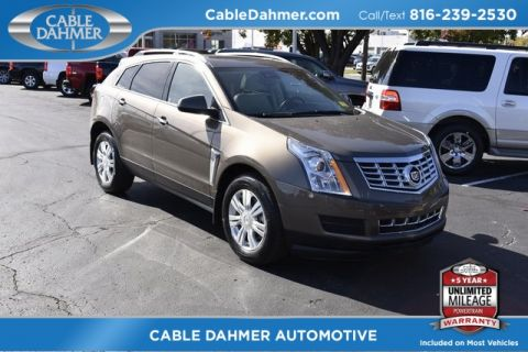 Certified Pre-Owned 2015 Cadillac SRX Luxury