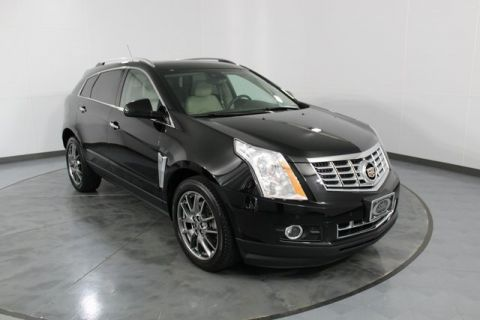 Certified Pre-Owned 2016 Cadillac SRX Premium FWD 4D Sport Utility