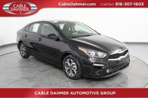 Certified Pre-Owned 2019 Kia Forte FE FWD 4D Sedan