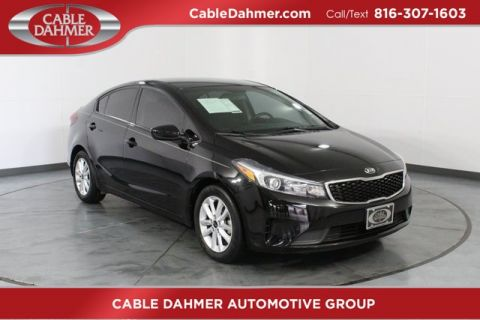 Pre-Owned 2017 Kia Forte S FWD 4D Sedan