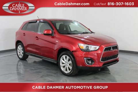 Certified Pre-Owned 2014 Mitsubishi Outlander Sport ES