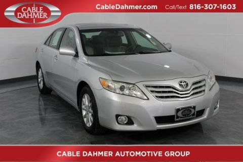 Certified Pre-Owned 2010 Toyota Camry XLE