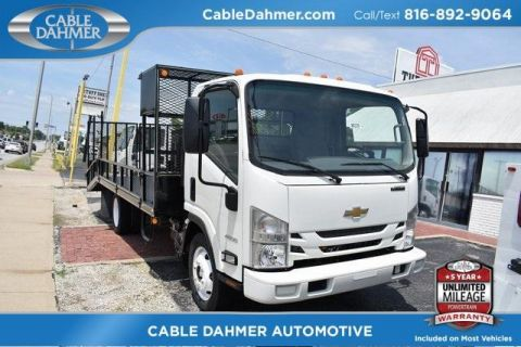 New 2019 Chevrolet Low Cab Forward 4500 LCF Gas