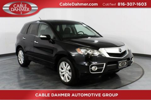 Pre-Owned 2012 Acura RDX Base AWD