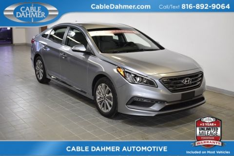 Certified Pre-Owned 2015 Hyundai Sonata Limited