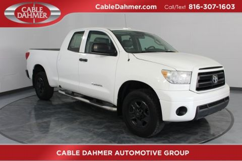 Certified Pre-Owned 2010 Toyota Tundra Grade