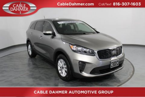 Certified Pre-Owned 2019 Kia Sorento L FWD 4D Sport Utility