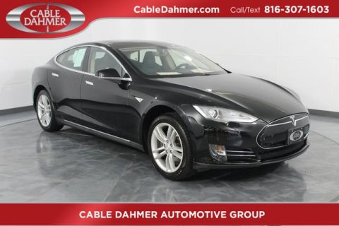 Pre-Owned 2013 Tesla Model S Base