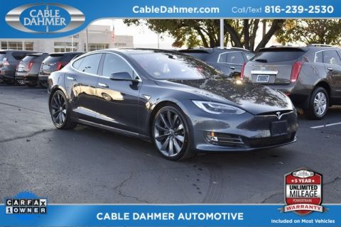 Pre-Owned 2016 Tesla Model S 60D