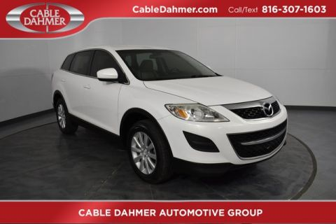 Pre-Owned 2010 Mazda CX-9 Touring FWD 4D Sport Utility