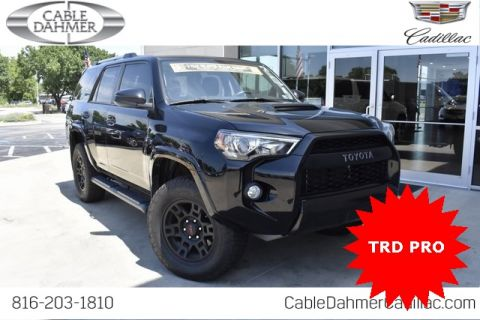 Pre-Owned 2015 Toyota 4Runner TRD Pro 4WD