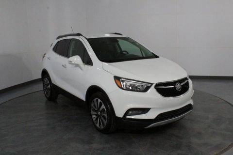 Pre-Owned 2017 Buick Encore Preferred II FWD 4D Sport Utility