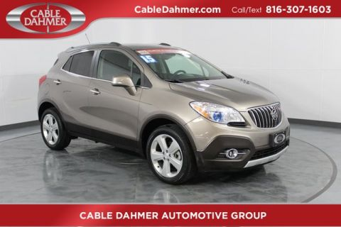 Pre-Owned 2015 Buick Encore Leather