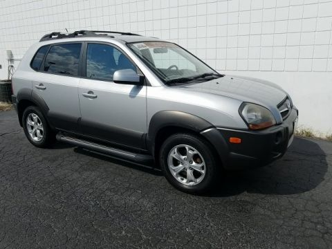 Certified Pre-Owned 2009 Hyundai Tucson SE