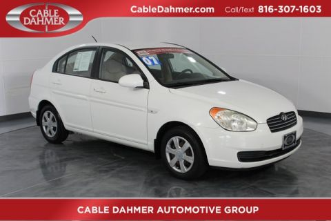 Certified Pre-Owned 2007 Hyundai Accent GLS